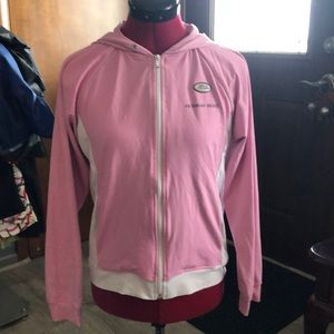 Victoria Secret Lightweight Full Zip. Size small